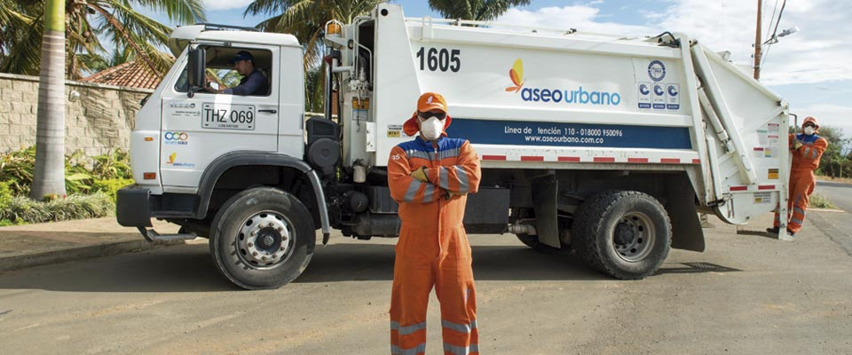 Aseo Urbano explica problemáticas en recolección de basuras. Ing Rosa Romero