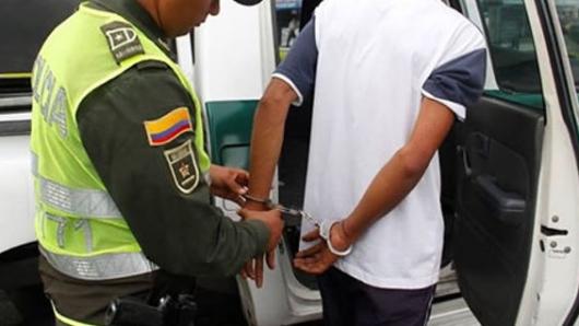 Capturado 'tribilin' buscado mediante notificación roja de Interpol