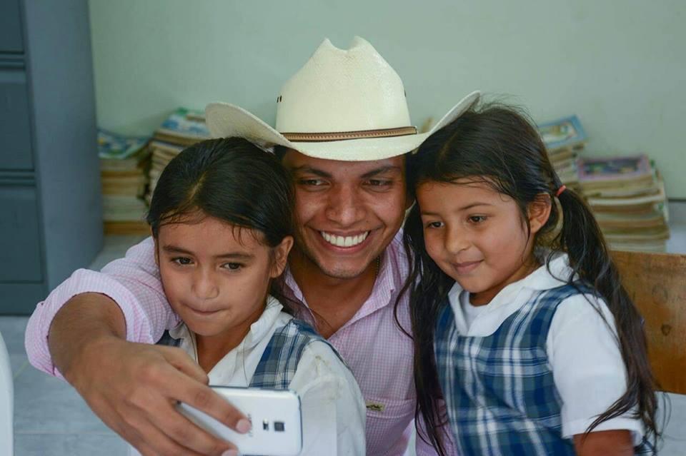 #EnAudio #Lavisita Diego Garcia un joven casanareño que se preparo en el extranjero para trabajar por el departamento