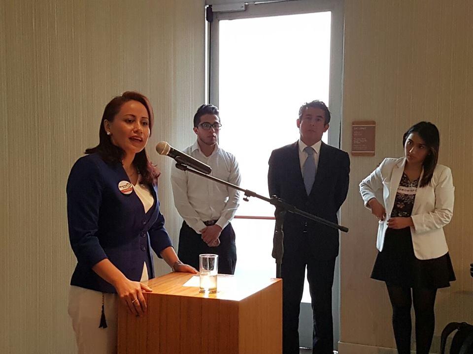#EnAudio Sonia Bernal busca que Covioriente contrate más mujeres en su proyecto