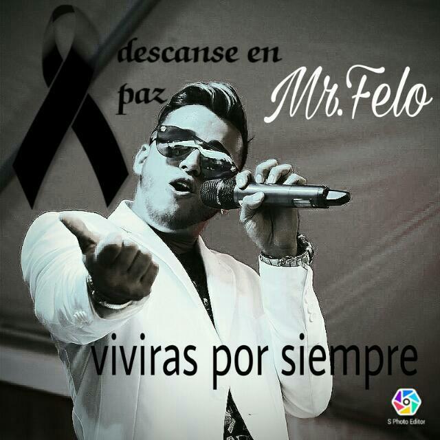 Falleció Mr. Felo en un accidente de motociclismo Hoy 13 de febrero 2017