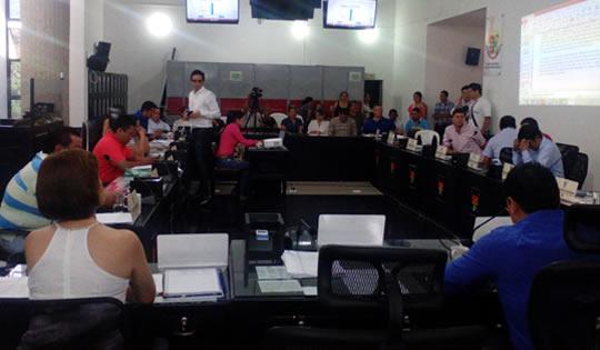 Concejo Yopal a sesiones extraordinarias mientras que alcalde está a punto de ser destituido