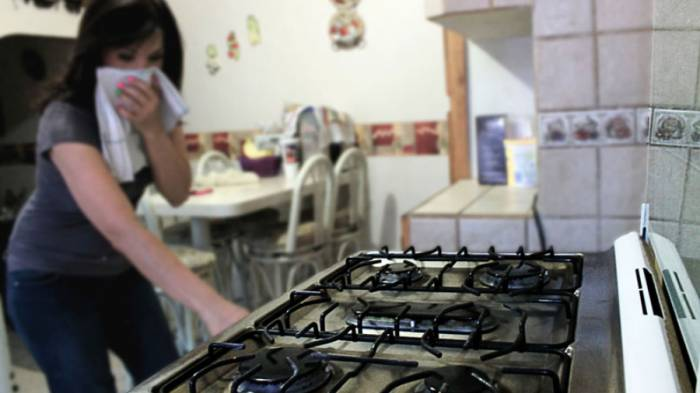 Olor de gas domiciliario género alarmas de fuga en Yopal