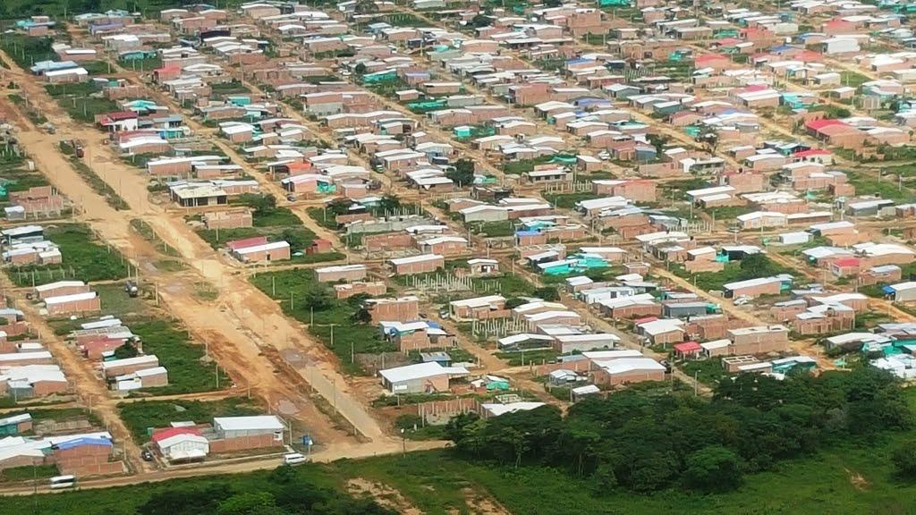Urbanización ilegal La Bendición contamina acuífero de Yopal