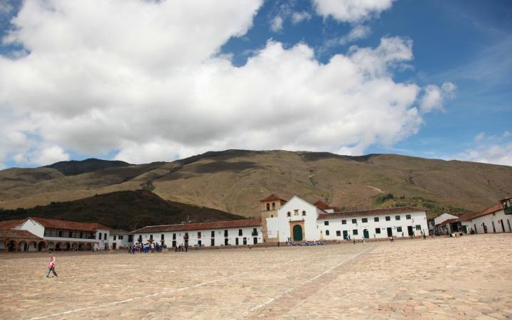 En Tolima y Boyacá inició la construcción de 260 casas gratis