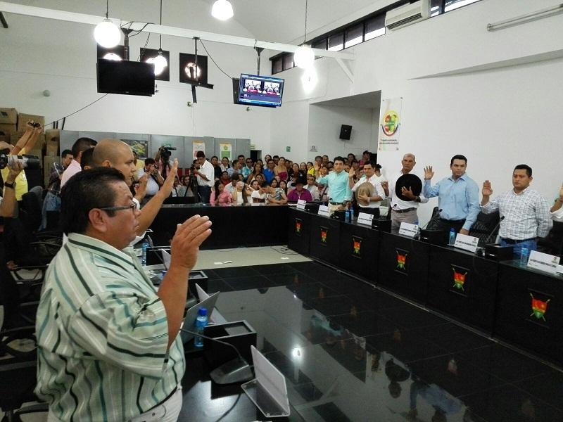 Nuevamente aplazada audiencia contra exconcejales de Yopal