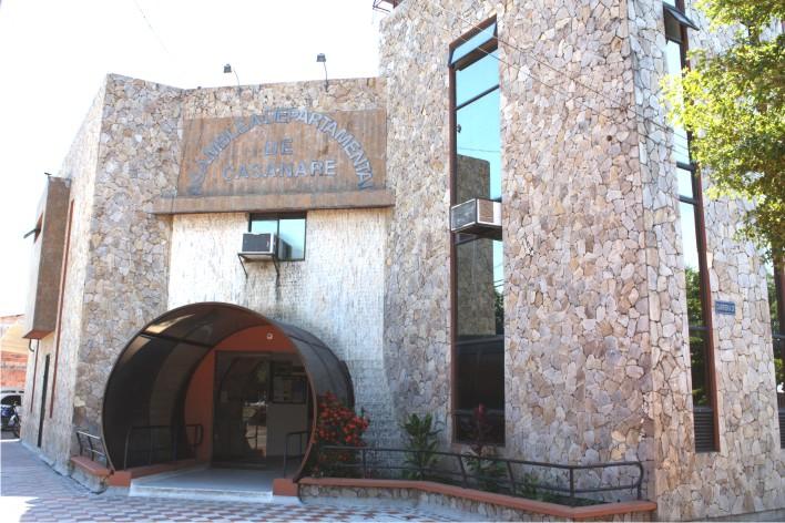 Transferencia de predios de la Gobernación a hospitales de Aguazul y Yopal alarga sesiones extraordinarias de la asamblea departamental