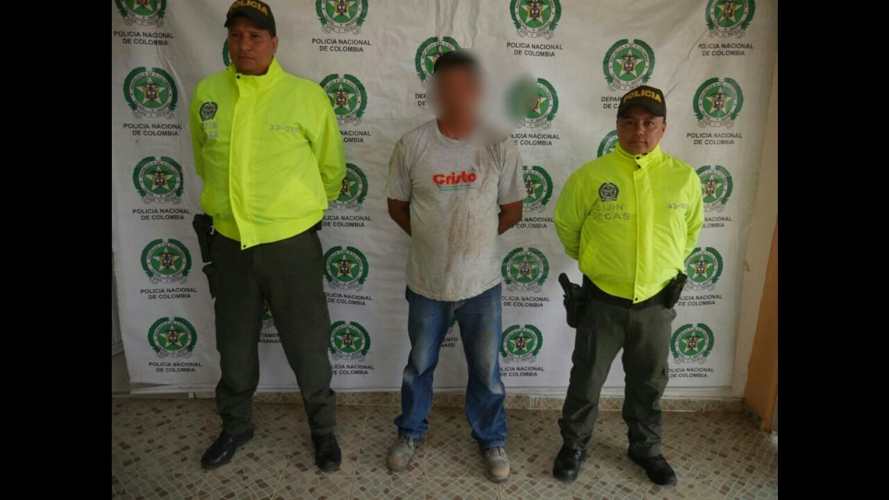 Capturaron en Villanueva a un hombre por tentativa de homicidio