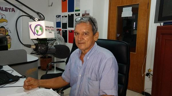 Guillermo García presidente JAC la Guafilla invita a reunión para tema de básculas en la vía. La Cantaleta