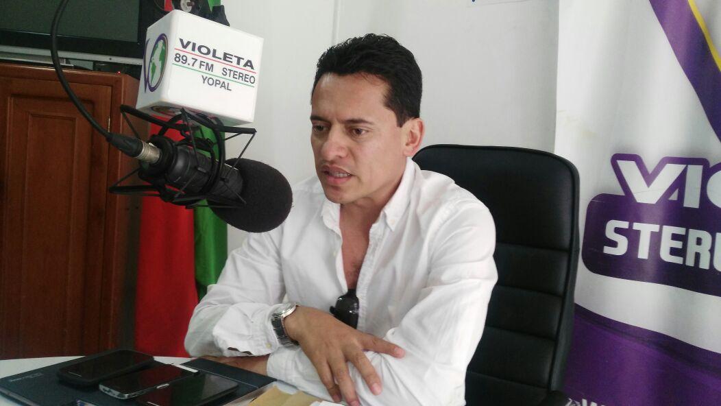 #EnAudio Balance de hechos judiciales de fin de semana: Coordinador de Fiscalías, Jhon Fredy Encinales.