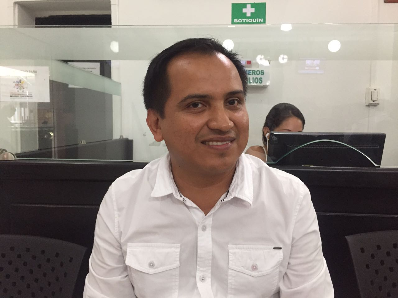 Se posesiona quinto personero de Yopal en menos de un año