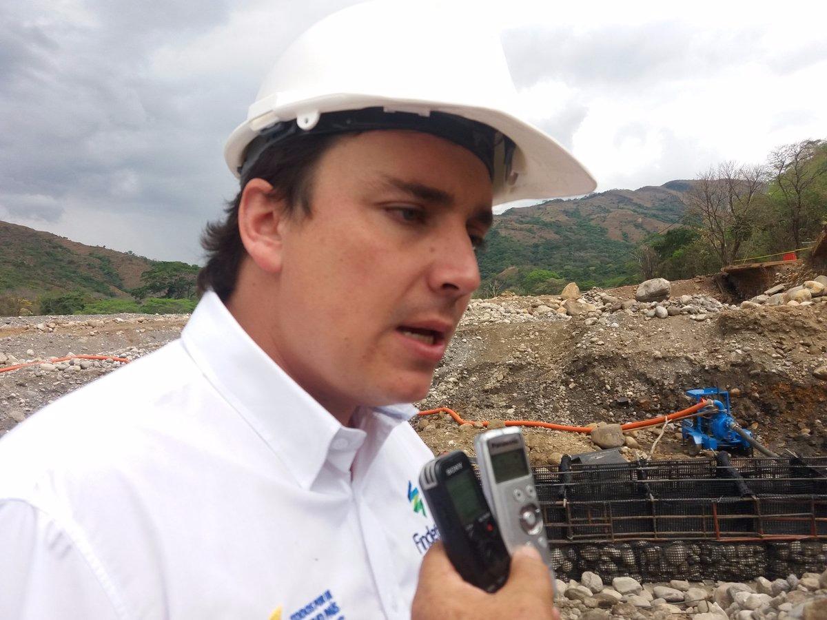 """#EnAudio Vicepresidente de Findeter, Alejandro Callejas, """"Se espera entregar la PTAP definitiva en diciembre de 2017"""""""