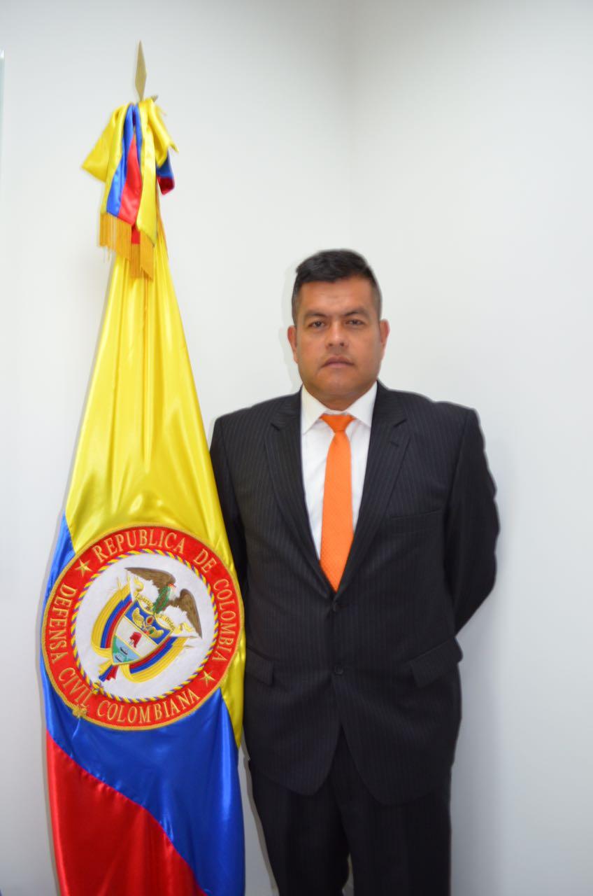 A Casanare llegó nuevo director de la Defensa Civil