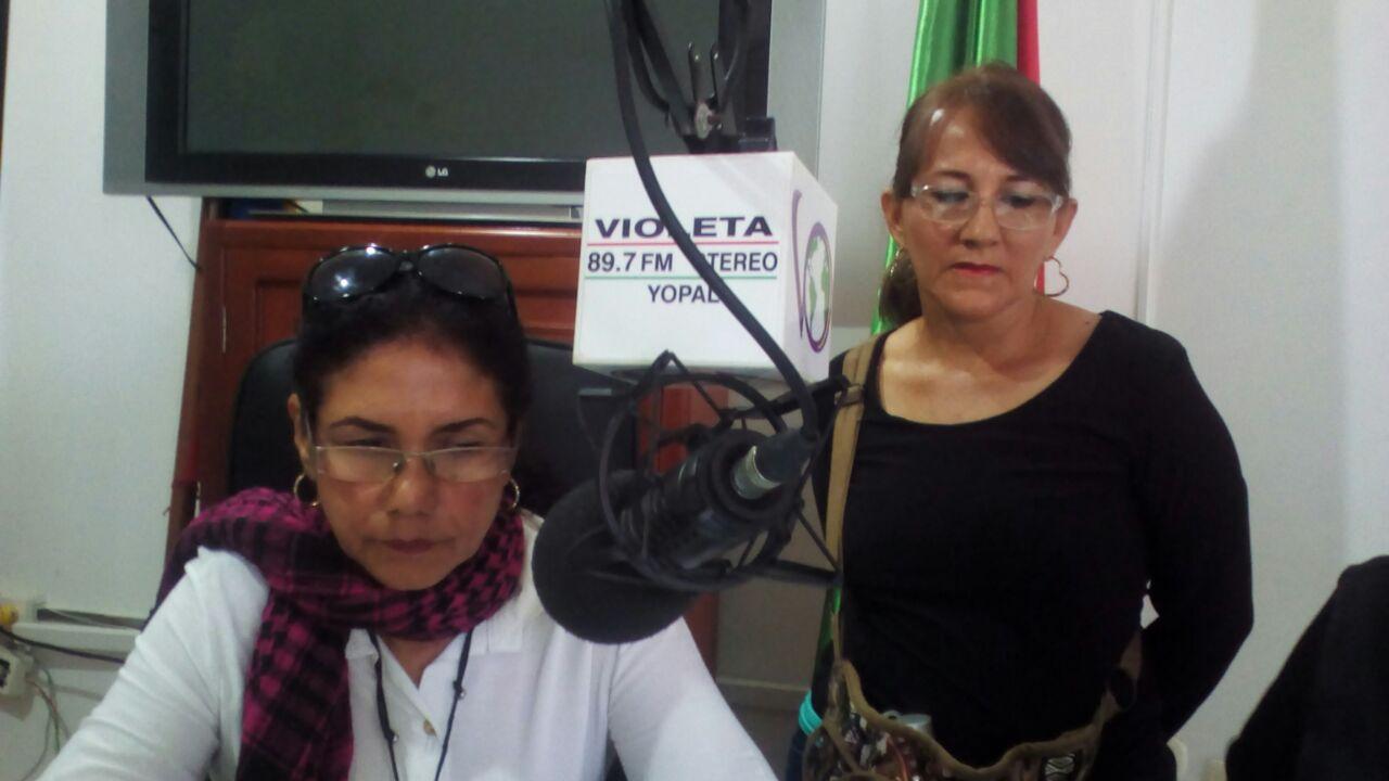 #EnAudio Madre comunitarias de Casanare se unirán al paro nacional contra ICBF.
