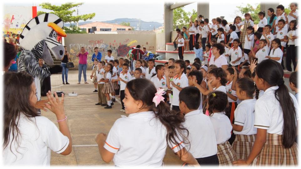 #EnAudio Alcaldía Yopal modificó entrega de raciones alimenticias escolares, en la comuna V: Alfonso Montenegro.