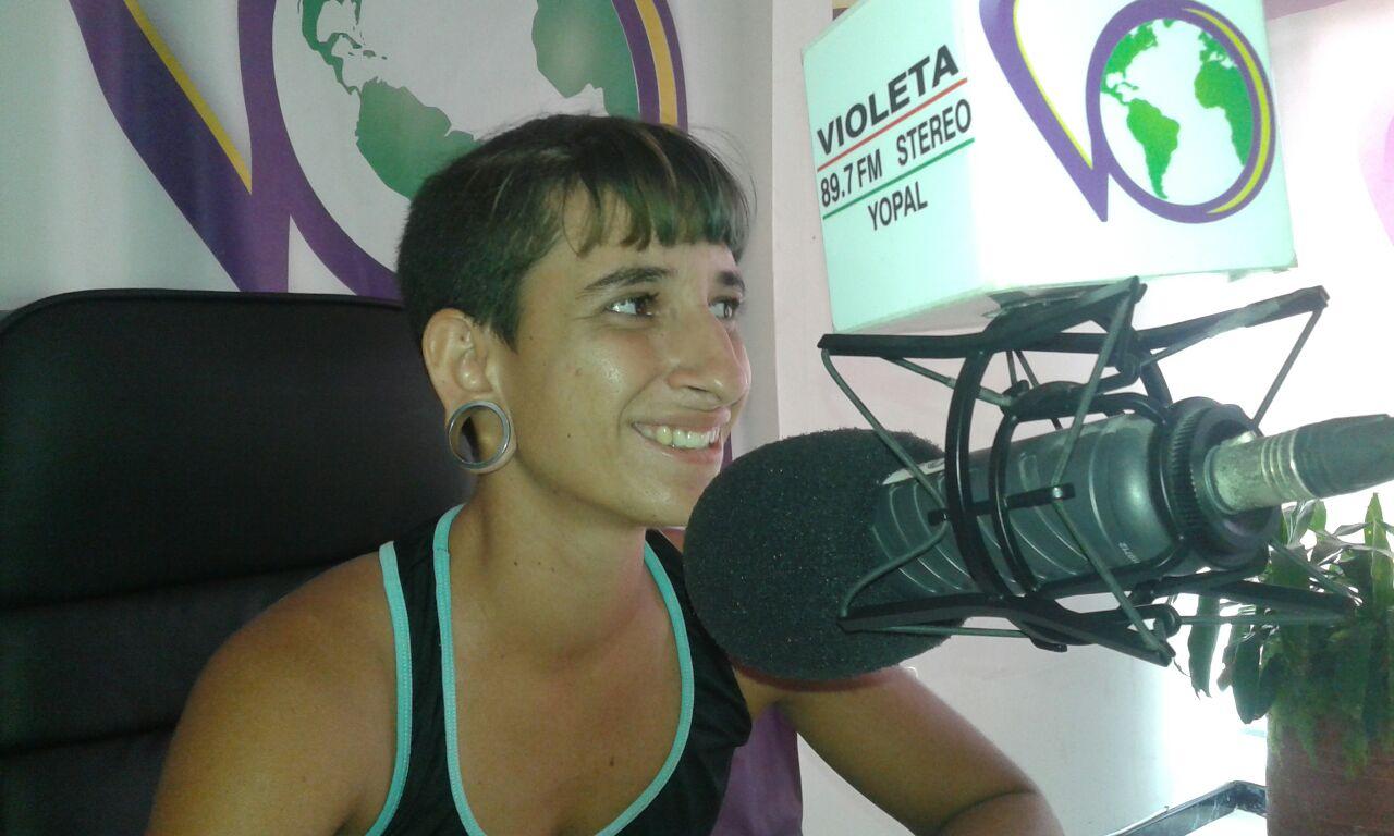 #EnAudio Micaela Alvarez hace invitación a jornada de conmemoración Día Internacional de la Mujer