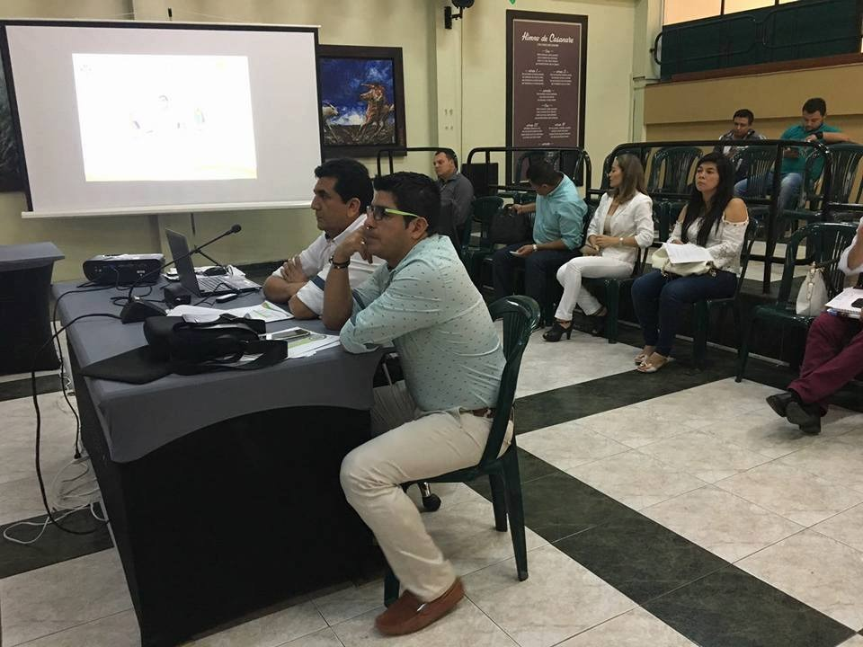 #EnAudio Milton Alvarez, SecGobierno Dptal, defiende su gestion en materia de seguridad