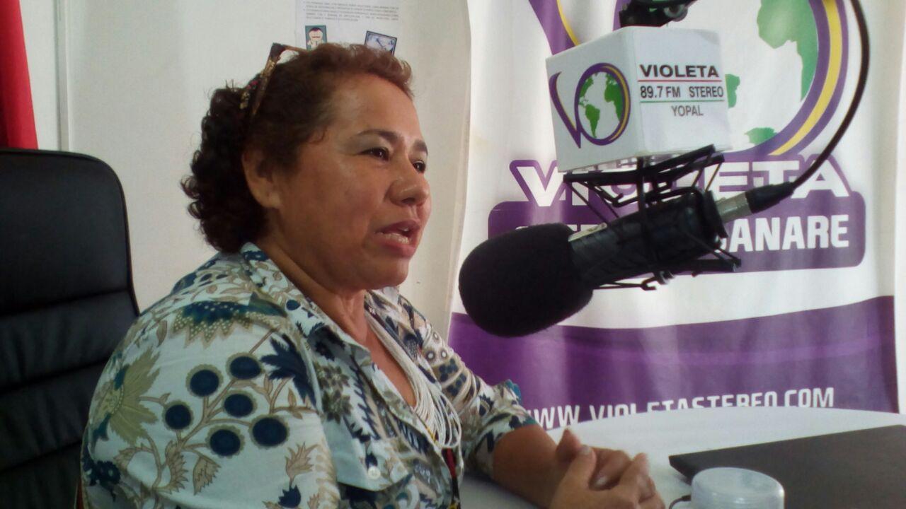 #EnAudio Lic Nubia Castillo,Candidata en el proceso de YopalBuscaAlcalde.com