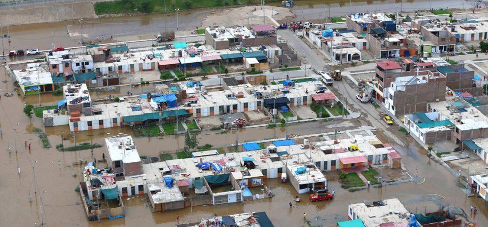 Tragedia en Perú por tema invernal