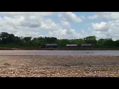 """""""Vehículos pesados no pueden transitar por río Charte"""": Corporinoquia"""