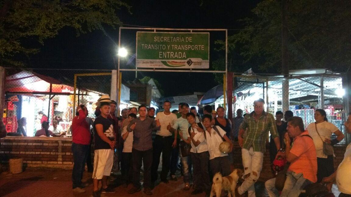 Comerciantes se oponen a reorganización de ingresos al Terminal de Transportes de Yopal