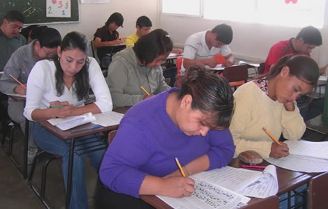 En Yopal mil cupos disponibles para educar jóvenes y adultos iletrados