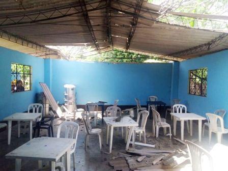 #EnAudio Estudiantes de Colegio La Chapa protestan por falta de apoyo de su institución