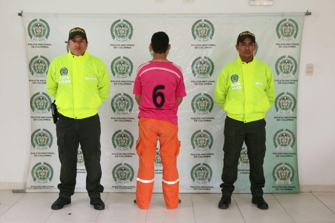 Autoridades en tiempo record capturaron a presunto responsable del feminicidio de Edenis Barrera