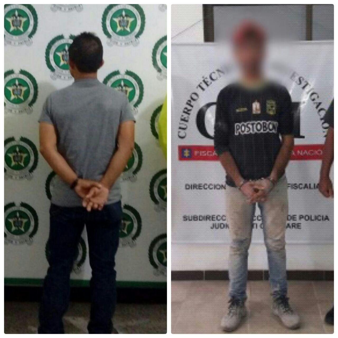 Policía en coordinación con la Fiscalía capturaron a doce personas por abuso sexual a menores