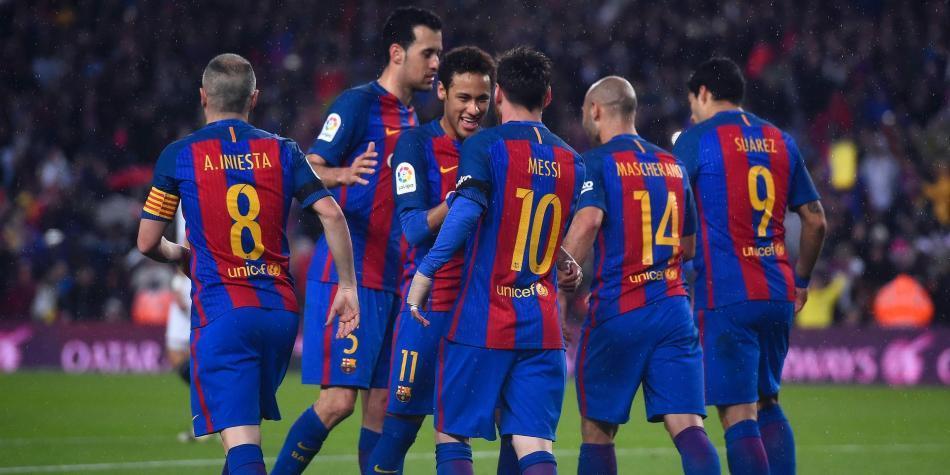 Barcelona aumentó la crisis de Sevilla: lo goleó 3-0 en la Liga