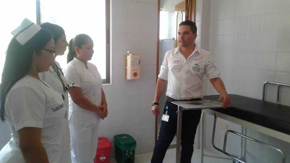 Inauguran sala de procedimientos menores en puestos de salud de El Morro y La Chaparrera