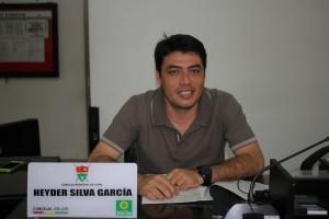 #EnAudio El mismo Empleado Alcaldía Yopal, que cerró parqueadero Hospital lo reabrió: Cjal. Heyder Silva.