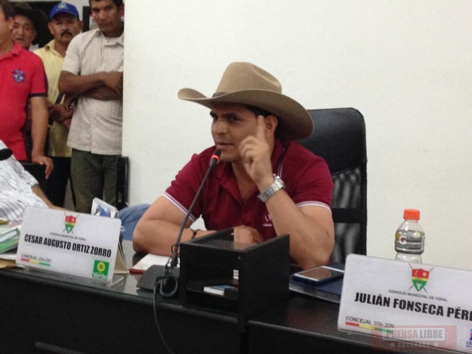 #EnAudio Ahora le toca a la fiscalía investigar lo que pasa con la bodegas judiciales y parqueaderos ilegales: Cesar Ortiz, Concejal Yopal.