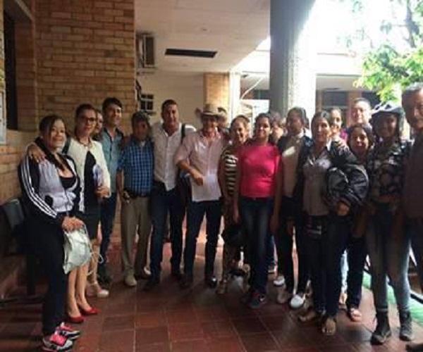 #EnAudio Asesor de planeación Alcaldía de #Yopal no asistió a debate sobre parqueadero del hospital.