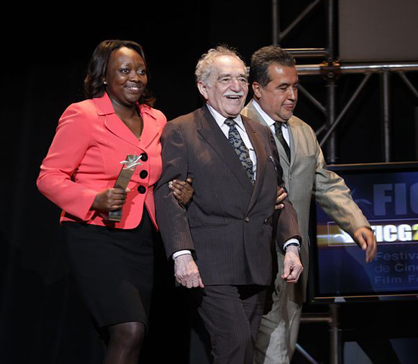 #Violetaenlahistoria: Un día como hoy murió Gabriel García Márquez
