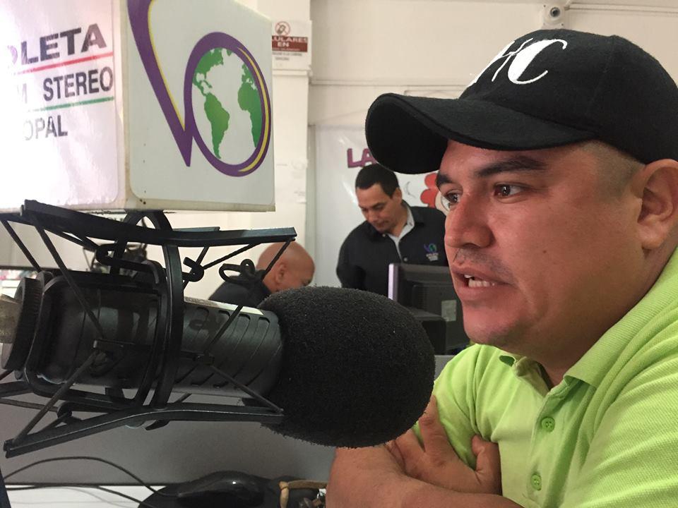 #EnAudio Julio Cristancho, candidato en YopalBuscaAlcalde.com que promueve fortalecer el tursimo