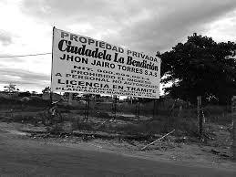 #EnAudio Habitantes de la Bendición podrían reclamar Posesión de sus terrenos.