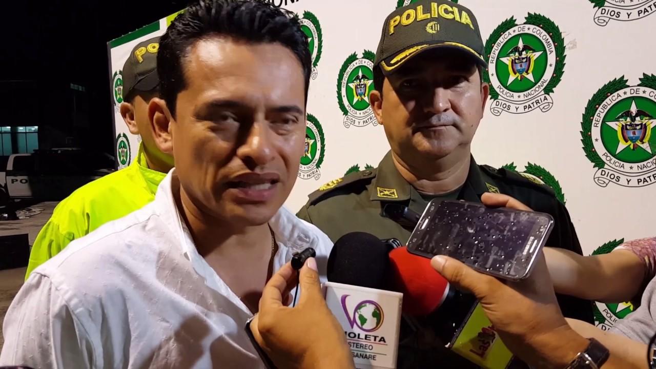 Capturado en tiempo record presunto feminicida de Edenis Barrera en Aguazul