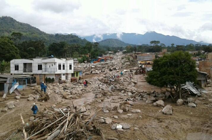 Cifra de muertos en Mocoa podría subir a 500 personas