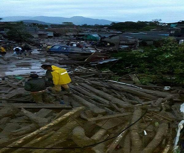 Tragedia por avalancha en Mocoa, entrevista periodista Orlando Davila emisora Maguaré stereo.