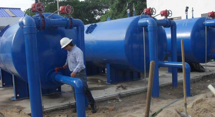 Habrá baja presión de agua suministrada a barrios desde el pozo profundo manga de coleo.