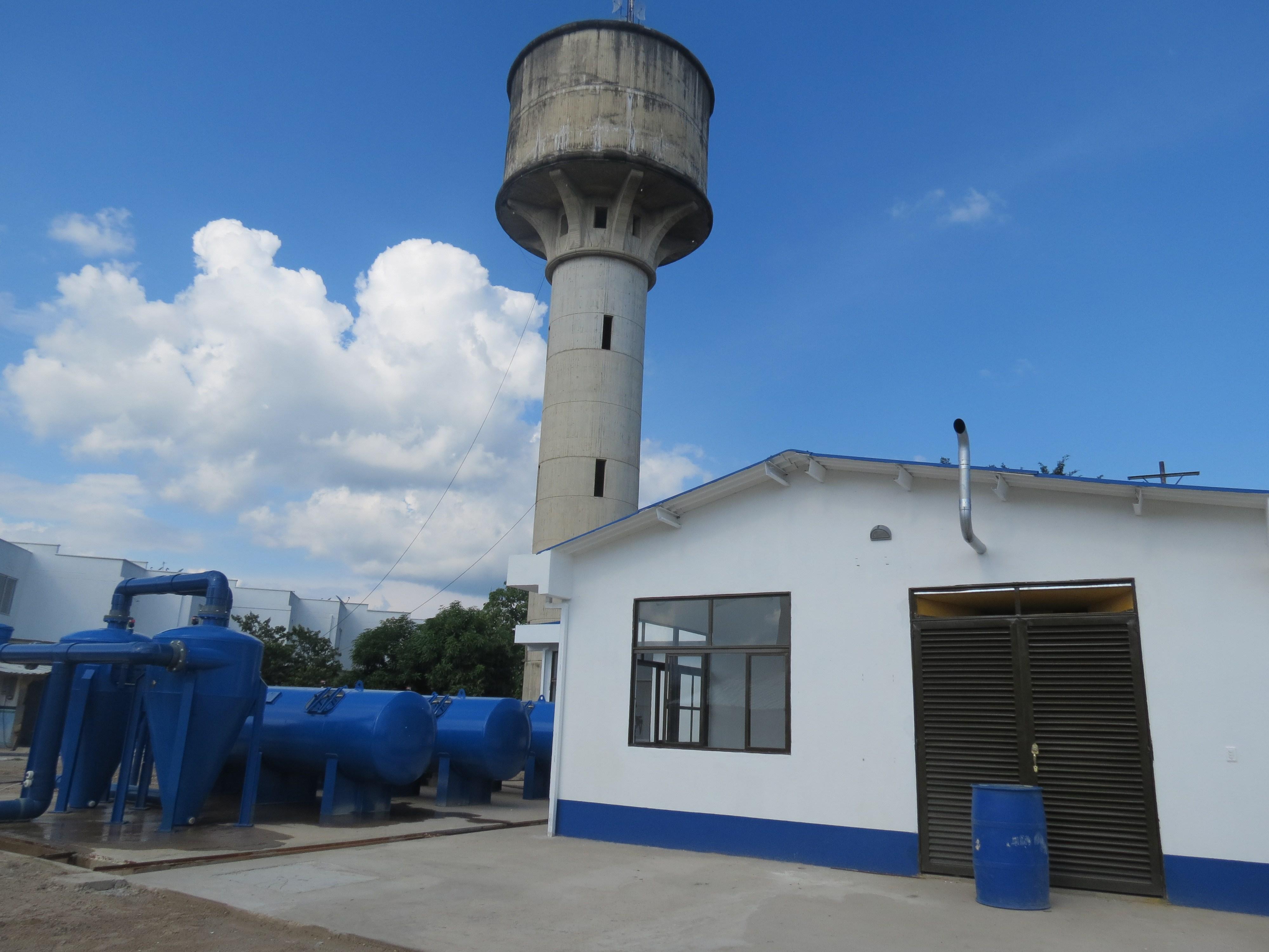 Por corte de energía el pozo profundo de Villa María 1 estará hoy fuera de servicio.