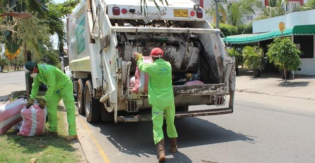 El 31 de diciembre, en Yopal se inicia la recolección de basuras a las 2:00 p.m.