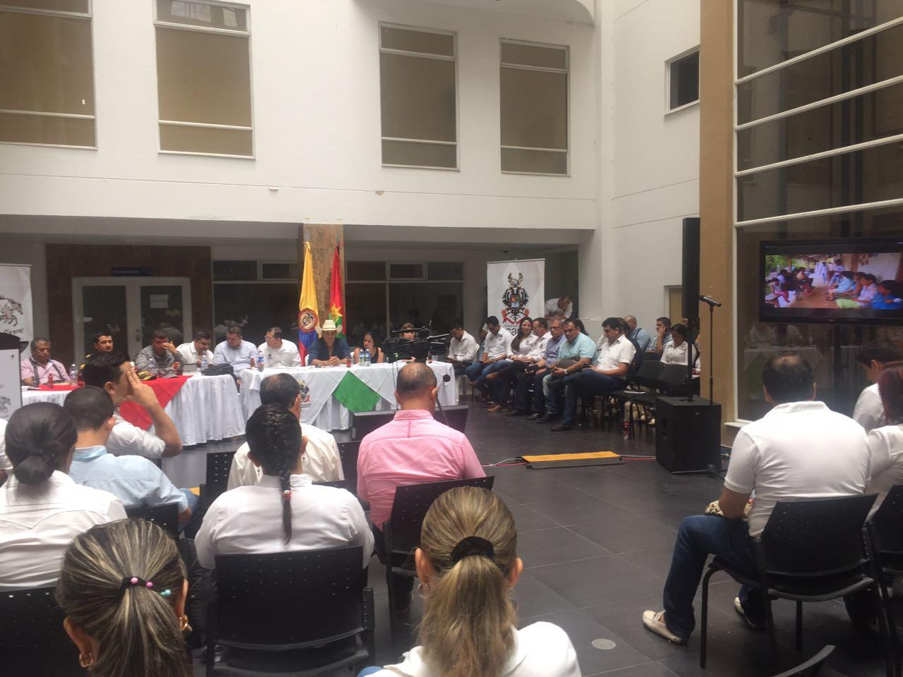 #EnAudio Gobernador de Casanare Alirio Barrera, habla sobre rendición de cuentas en su Administración