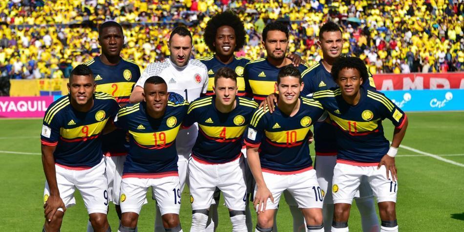 Colombia sube dos puestos y es quinta en la clasificación Fifa