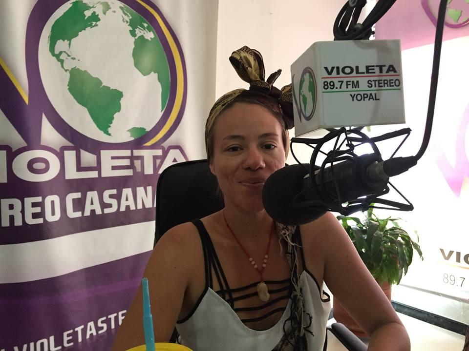 #EnAudio Yoka Yepes presenta LA YOPALEÑA, la casa cultural en Yopal