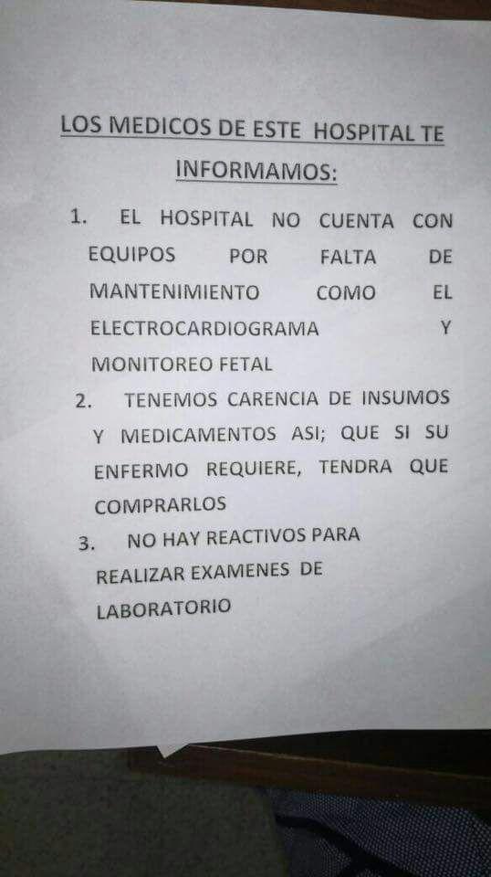 Diputado Homero Eduardo Abril se refirió a la problemática que atraviesa Hospital Local de Paz de Ariporo