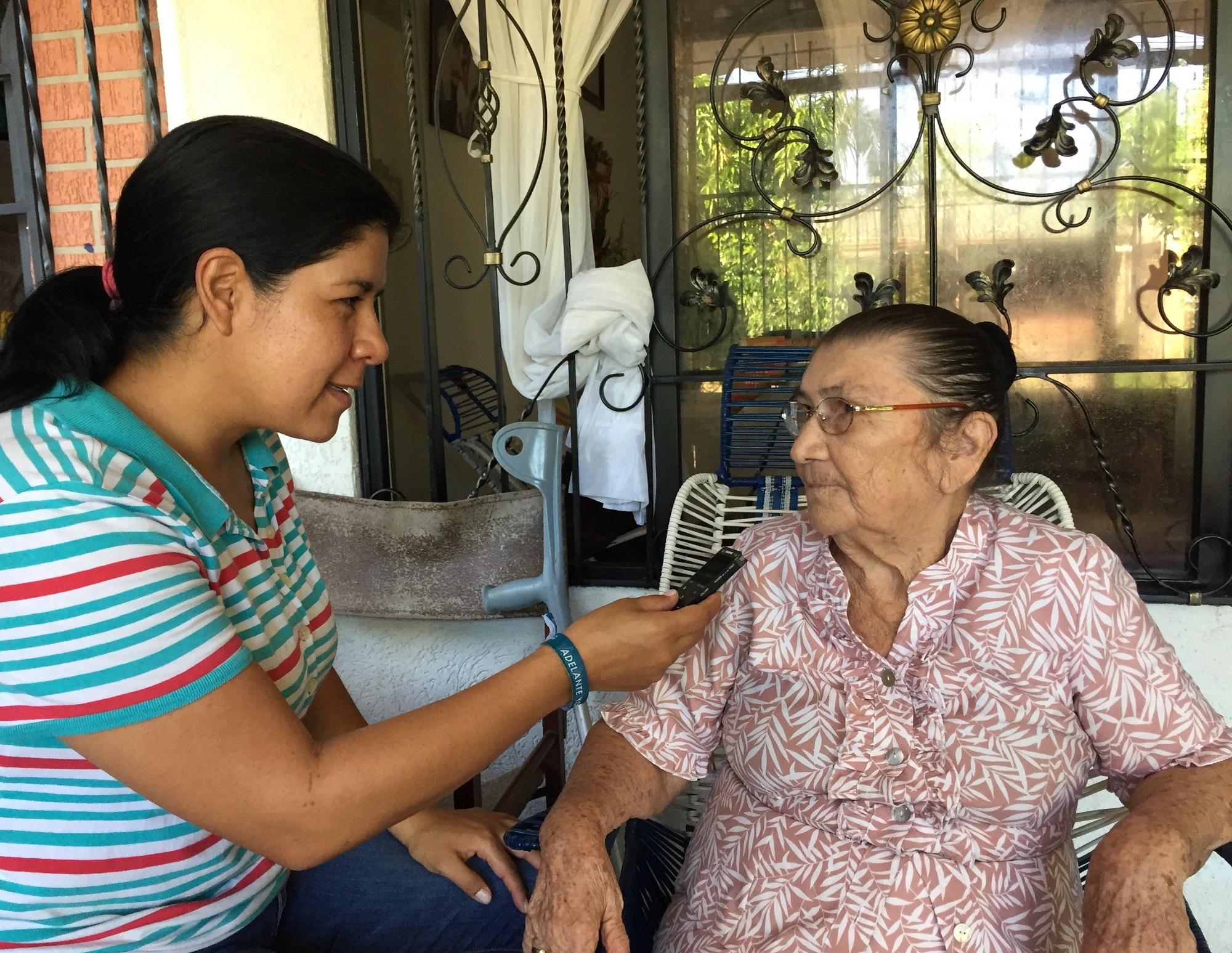 La Visita – Rebeca Salcedo, 21 de Mayo del 2017