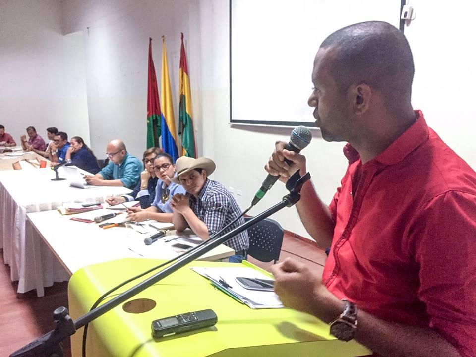 Concejo llevó a cabo sesión descentralizada en torno al tema de violencia de género