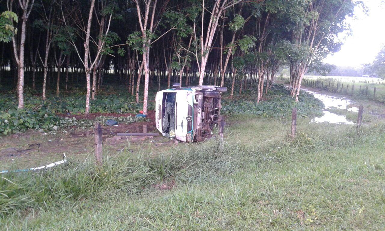Accidentes en vías de Casanare dejaron cerca de 10 heridos